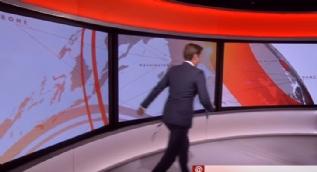 BBC sunucusu canlı yayında kamerayı aradı