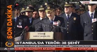 İstanbul Emniyet Müdürü Mustafa Çalışkan: Siz kimin köpeğisiniz?