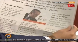 Ali A�ao�lu H�rriyet yazar� oldu