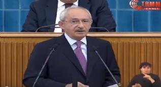 Kemal Kılıçdaroğlu 9 dakika sonra çark etti