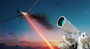 İHA´lara karşı yüksek enerjili lazer silah sistemi: ATHENA
