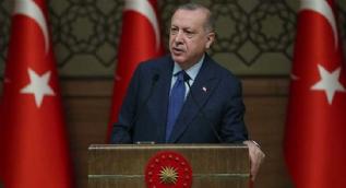 Başkan Erdoğan müjdeyi verdi: 100 bin aile kira öder gibi ev sahibi olacak