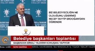 Başbakan Yıldırım'den CHP'ye sert tepki: Bu iftiraları edenlere yazıklar olsun!
