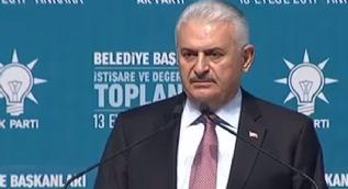 'SİHA'lar sivilleri vuruyor' yalanına Başbakan Yıldırım'dan tokat gibi yanıt