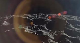 Ay�da �ekilen ilk HD video