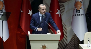 Cumhurbaşkanı: Bu belediye başkanını 18 Mart töreninde konuşturmayacağız