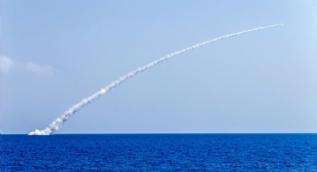 Rus denizaltıları Akdeniz'den DEAŞ hedeflerini vurdu