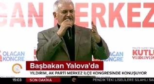Başbakan Yıldırım'dan: Özü sözü bir olan muhalefete Türkiye hasret kaldı