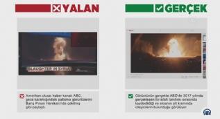 Tanıtım filmini 'TSK bombalıyor' diye verdiler!