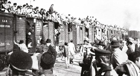 Ahıska Türklerinin Ahıska´dan sürülmesi - Tarihte bugün 14 Kasım  1944