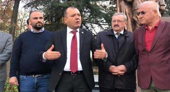 CHP´li İlhami Özcan Aygün Trabzonlulara hakaret etti