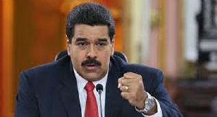 Venezuela lideri Maduro Arap liderlerine seslendi: Yere batsın resmi açıklamalarınız, uyanın artık