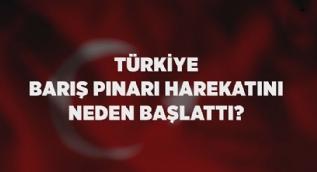 Türkiye Barış Pınarı Harekatı´nı neden başlattı?
