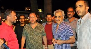 Bodrum sokaklarını elinde tesbihle gezen Suudi prensi kimse tanımadı