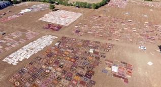 Antalya'nın susuz tarımı: Milyon dolarlık halı tarlaları