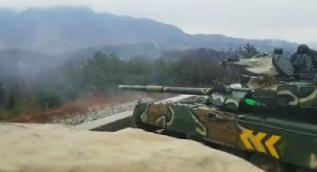 ABD askerleri Rus tankında! İşte o görüntüler...
