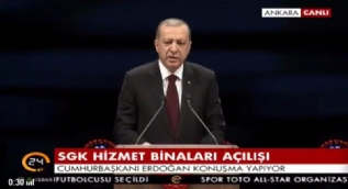 Cumhurbaşkanı Erdoğan: Bu ülkede kimsenin yaptığı yanına kar kalmayacak