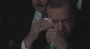 Cumhurbaşkanı Erdoğan, Kut zaferi hikayesinde gözyaşlarını tutamadı