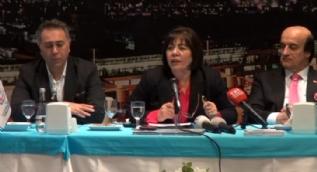 DHMİ Genel Müdürü Funda Ocak´tan 3. Havalimanı´na ilişkin kritik açıklama