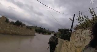 TSK ve ÖSO, Şeyh Bilal ve Çarkatlı köylerini terörden temizledi