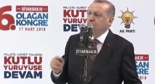 Cumhurbaşkanı Erdoğan: Ülkemizde sadece Kürt olduğu için haksızlığa uğrayan kim varsa yanındayım