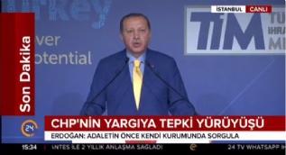 Cumhurbaşkanı Erdoğan, Kılıçdaroğlu'na Anayasa'nın 138. maddesini hatırlattı: Yarın sizi bir yere çağırırlarsa şaşmayın