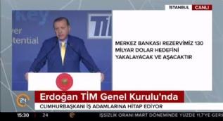 Cumhurbaşkanı Erdoğan: Vatandaşları sokağa çağırmak ne kendilerinin yararına ne ülkenin yararınadır