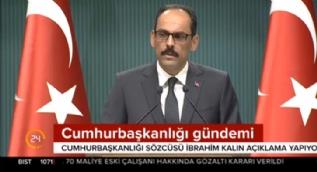 Cumhurbaşkanlığı Sözcüsü Kalın'dan 'Türkiye Cumhurbaşkanı' spekülasyonlarına kritik açıklama!