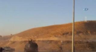PKK'nın sözde bölge sorumlusunun öldürüldüğü çatışma anı kamerada