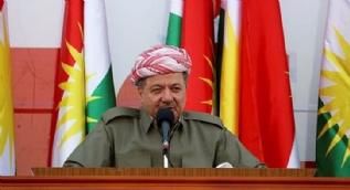 Barzani'nin bayrağı meclisten böyle indirildi