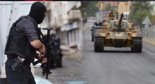 Diyarbakır'da üç mezrada sokağa çıkma yasağı ilan edildi