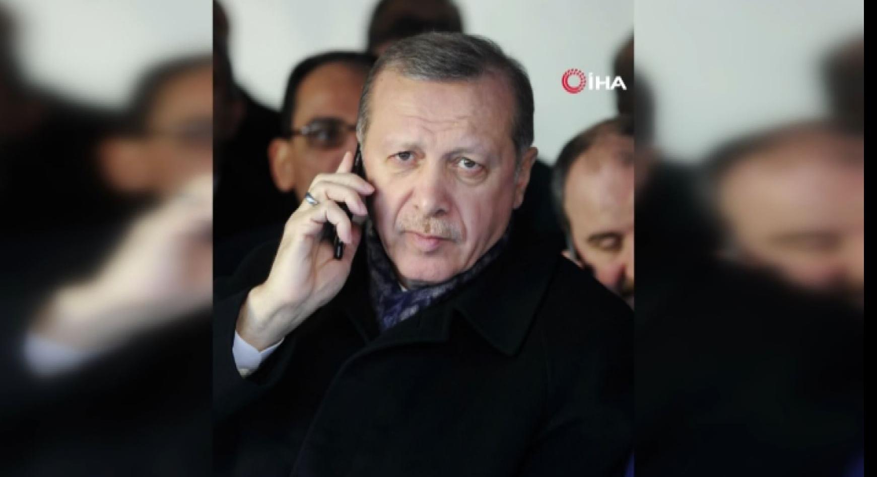 Başkan Erdoğan Mehruze teyzeyi aradı: Türkiye´yi ağlattın