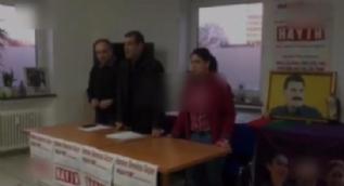 PKK'dan bölünmeye 'hayır' ile destek çağrısı