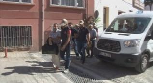 Tekirdağ'da PKK/KCK operasyonu kamerada