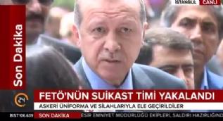 Cumhurbaşkanı Erdoğan, Almanya'daki vatandaşlara seslendi: Türkiye'ye düşmanlık yapanlara oy vermeyin