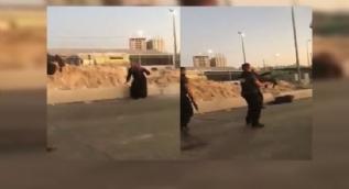 Katil İsrail askerleri vurdukları Filistinli kadına yardımı engelleyerek ölmesini bekledi