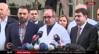 Vali Şahi ve Naim Süleymanoğlu'nun doktorundan açıklama