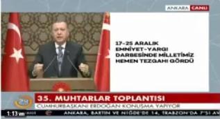 Cumhurbaşkanı Erdoğan: Özgürlük insanca yaşama erdemini huzurlara getirmektir. Özgürlük Yavuz Sultan Selim Köprüsü'nden, Marmaray'dan geçer