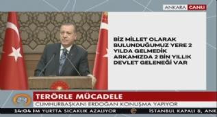 Cumhurbaşkanı Erdoğan'dan o kaymakama tepki: Kendini ne zannediyorsun! Sen orada kalıcı mısın? Haddini bileceksin
