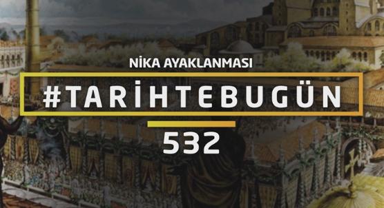 Nika Ayaklanmasının bastırılması – Tarihte bugün 18 Ocak 532
