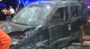 Bursa'nın ünlü restoranında kaza dehşeti: 2'si ağır, 9 yaralı
