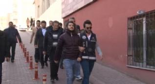 Boydak ailesine FETÖ operasyonu 5 kişi adliyeye sevk edildi