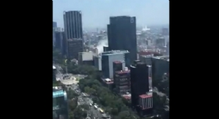 Meksika'da 7.1 büyüklüğünde deprem oldu