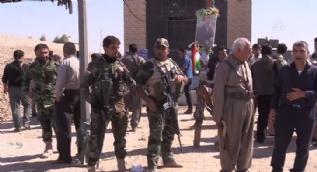 Erbil-Kerkük arasında askeri gerginlik devam ediyor