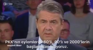 Almanya´da canlı yayına damga vuran itiraflar: Erdoğan bizi uyarmıştı
