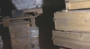 Rasulayn'da terör örgütü PKK/YPG´nin cephaneliği ele geçirildi