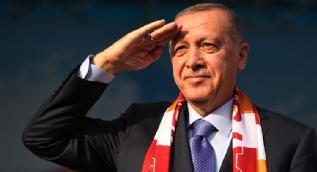 Cumhurbaşkanı Erdoğan´dan asker selamı