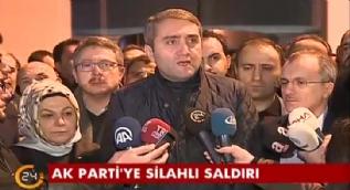 İstanbul İl Başkanı Selim Temurci açıklama yaptı