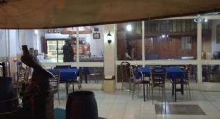 İstanbul'da kahvehaneye silahlı saldırı
