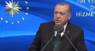Cumhurbaşkanı Erdoğan canlı yayında duyurdu, 101 ilçeye doğalgaz geliyor